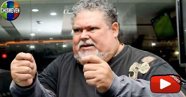 Juan Barreto le chilla al Régimen porque no hay luz en su casa en El Cementerio