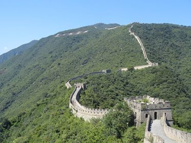 World Wonder: the great wall of China
