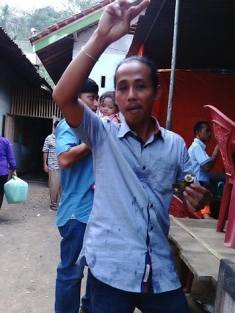 Sutris Pemuda Sederhana Lampung Cari Istri