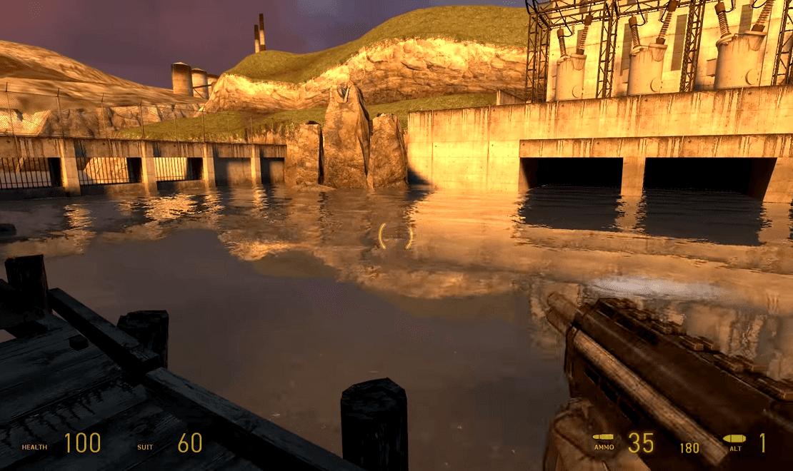 تحميل لعبة Half Life 2 للكمبيوتر