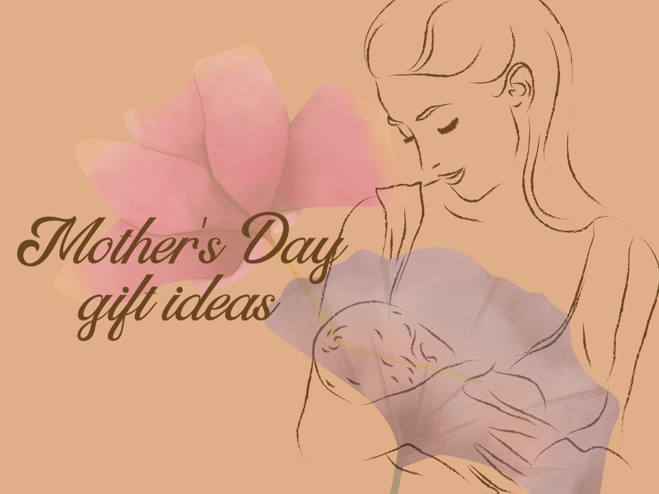 Here are some Mother's Day gift ideas aside from flowers.