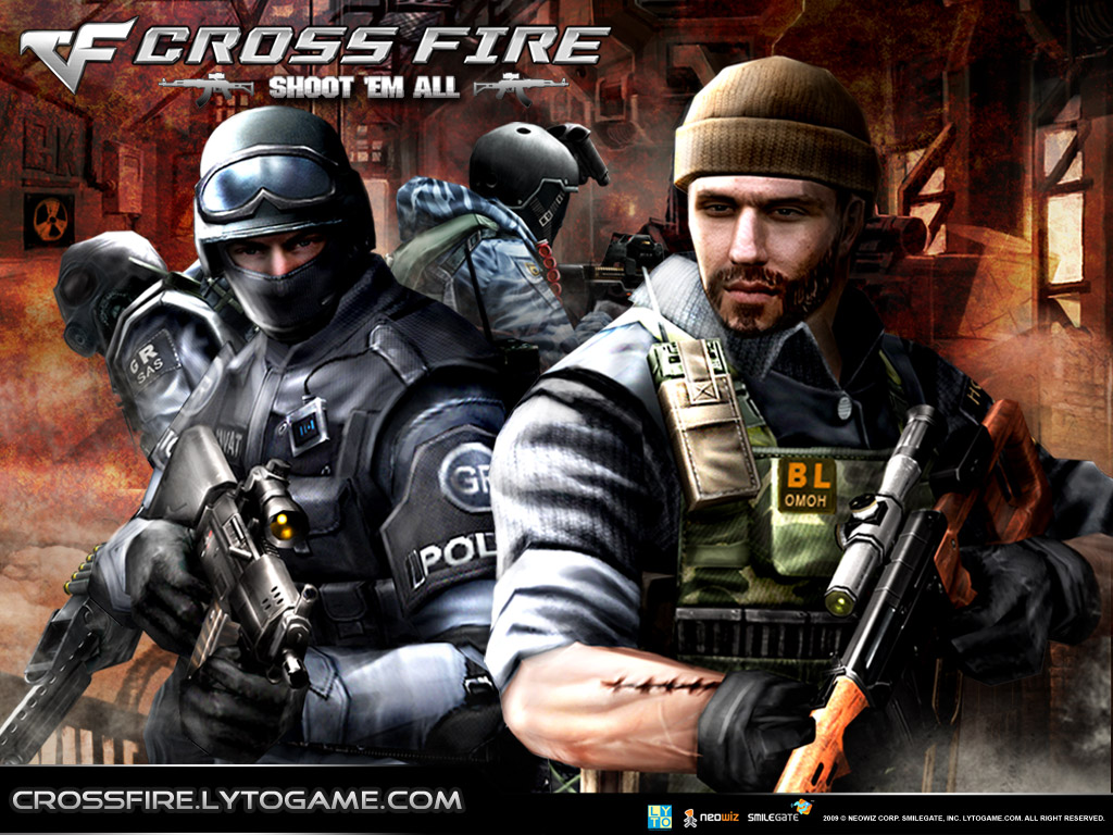 wallpaper crossfire collection 2011 - photo #24