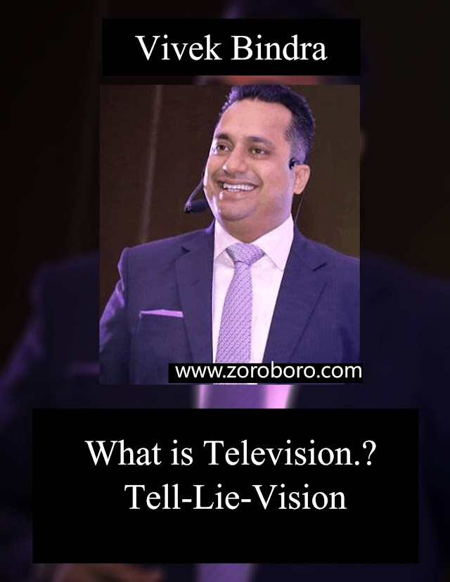 Vivek Bindra Inspirational Quotes on Success, Life & Business. Vivek Bindra Quotes Hindi & English
