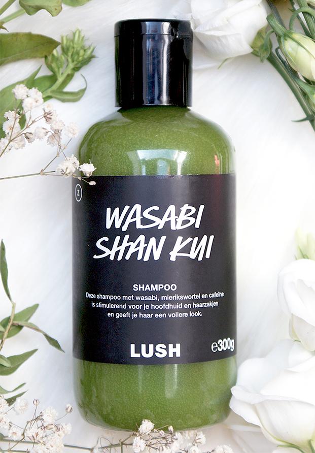 Champú Wasabi Shan Kui de Lush