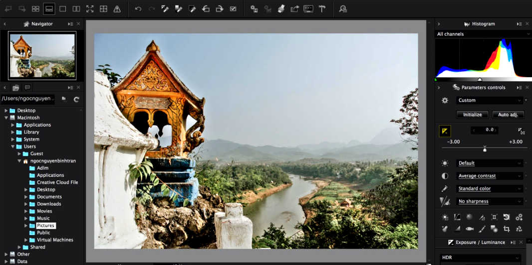 Download và cài đặt SILKYPIX Developer Studio Pro 9.0.12.0 Full Key, Ứng dụng hỗ trợ chỉnh sửa ảnh cho dân chụp chuyên nghiệp.