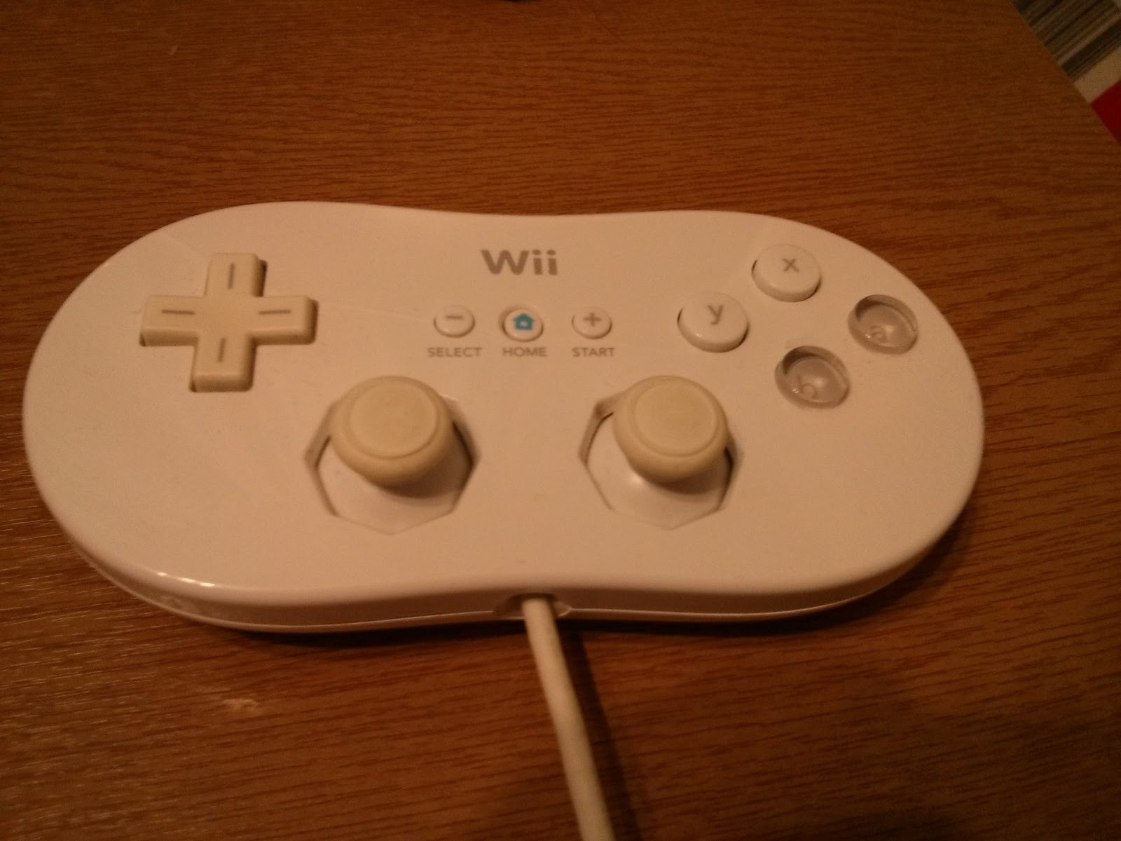 List of Wii games with traditional control schemes - Wikipedia