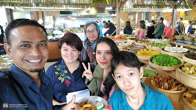 Rajawali Coffee House, Awana Hotel, Resorts World Genting, Blogger,