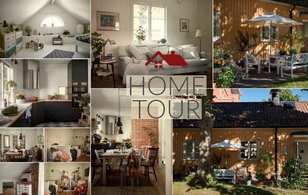 Ένα Σκανδιναβικό εξοχικό σπίτι