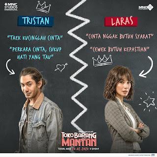 Review Film Toko Barang Mantan