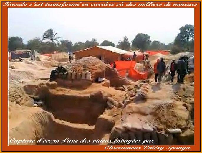 Kasulu, kolwezi, creuseurs, observateur, valery Ipanga, cu, cobalt, cobalt mining rush, artisanal miners,katanga