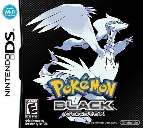 ROMs - Pokemon Black (Português) - NDS Download