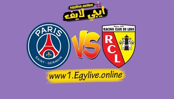 نتيجه مباراة باريس سان جيرمان ولانس بث مباشر اليوم بتاريخ 10-09-2020 في الدوري الفرنسي