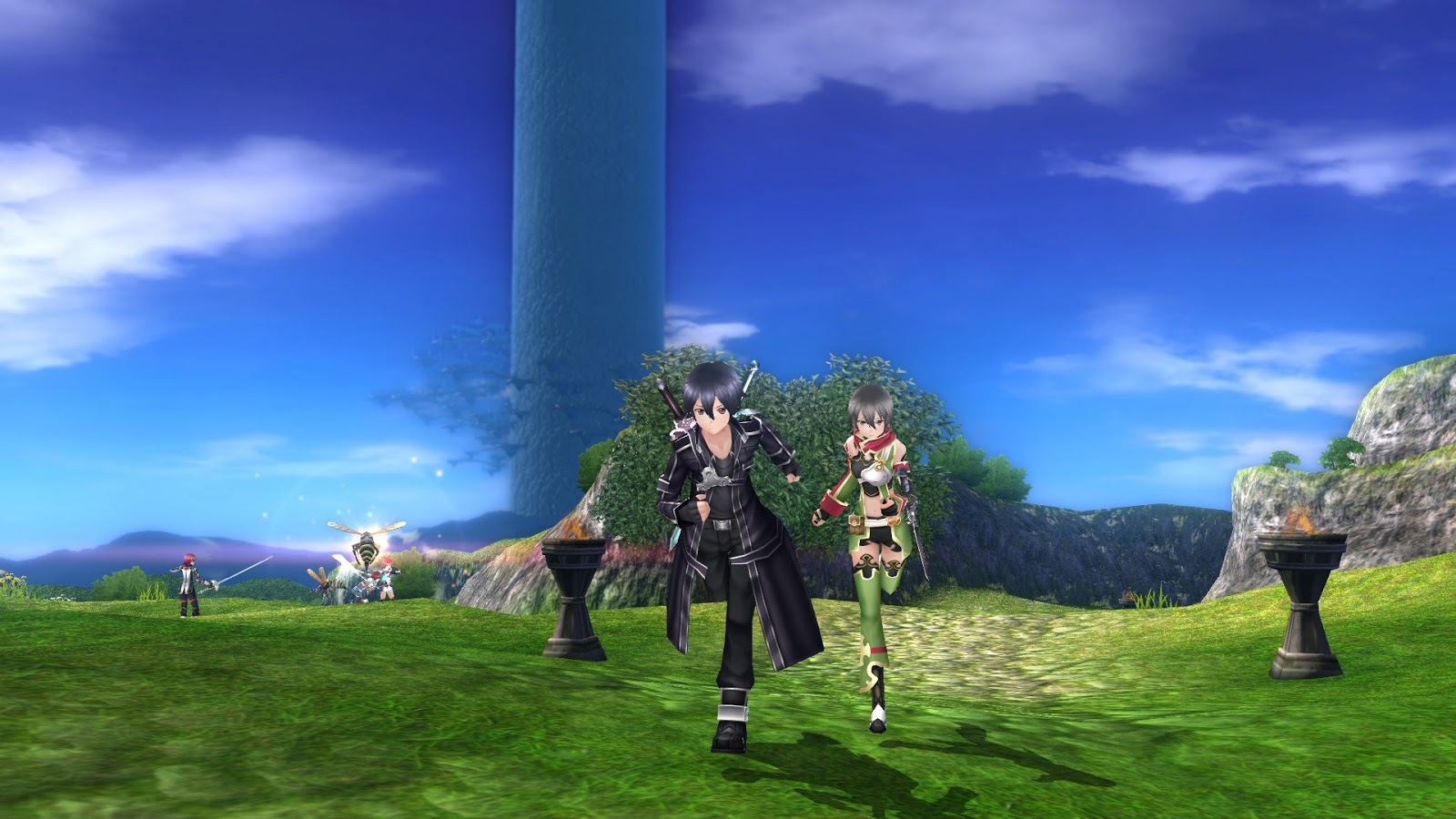 Sword Art Online RE: Hollow Fragment - PS4 Review | Chalgyr's Game Room
