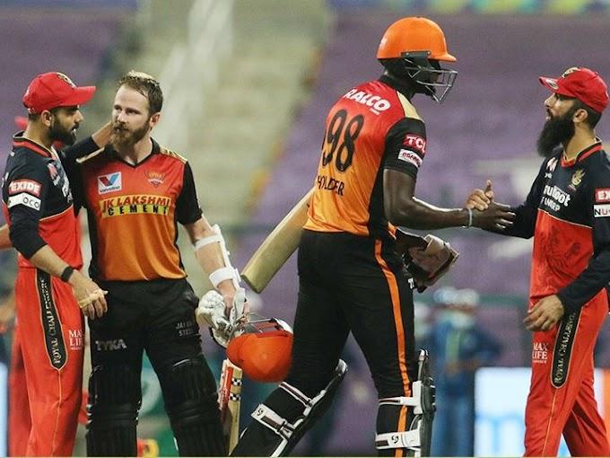 IPL 2020 Eliminator SRH vs RCB Highlights: हैदराबाद ने बेंगलुरु को 6 विकेट से हराया