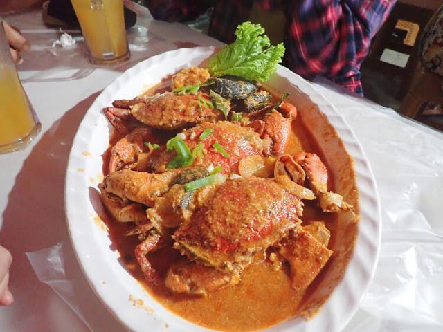 kuliner seafood di rawamangun