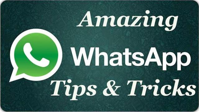 5 Secret Tricks For Every WhatsApp Users