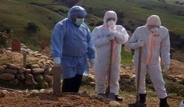 وزارة الصحة :  3382 حالة مؤكدة مخبريا  و425  مجموع الوفيات