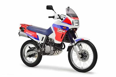 Ficha Técnica Honda NX Sahara