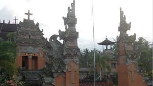 Gapura Candi Bentar Bali