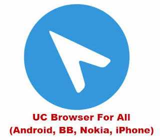 UC Browser For All  (Android, BB, Nokia, iPhone) 2016