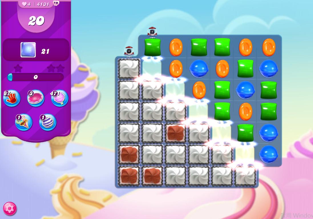 Candy Crush Saga level 4131