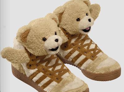 Adidas Originals Bear Shoes