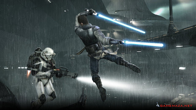 Star Wars The Force Unleashed 2 Screenshot 3