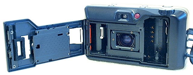 Pentax Espio AF Zoom, Film box