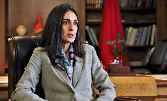Minister of Tourism of Morocco, Nadia Fettah Alaoui