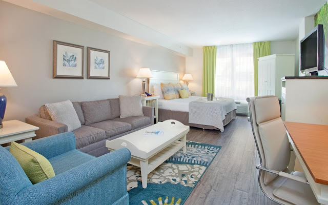 The Hotel Indigo - Sarasota: quarto