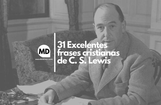 Frases cristianas de C. S. Lewis