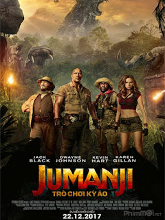 Jumanji: Trò Chơi Kỳ Ảo - Jumanji: Welcome to the Jungle (2017) | Full HD VietSub Thuyết Minh