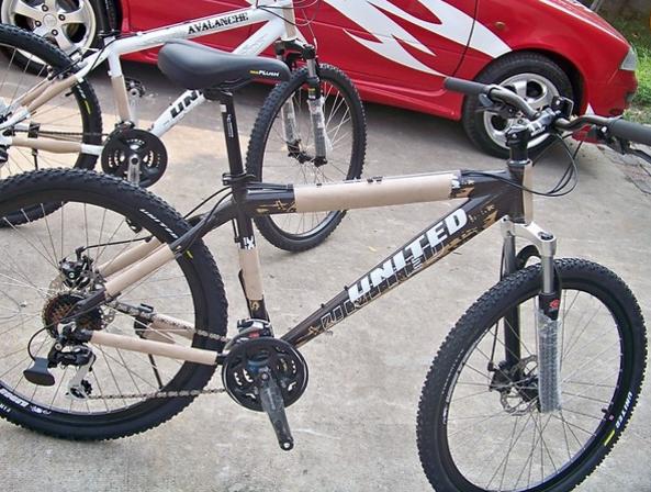 Harga Sepeda Gunung United 2 Jutaan | Info Harga Harga Terbaru