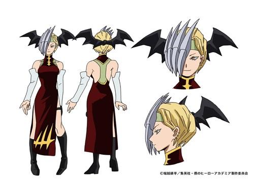 ริวคิว (Ryukyu) @ My Hero Academia: Boku no Hero Academia มายฮีโร่ อคาเดเมีย