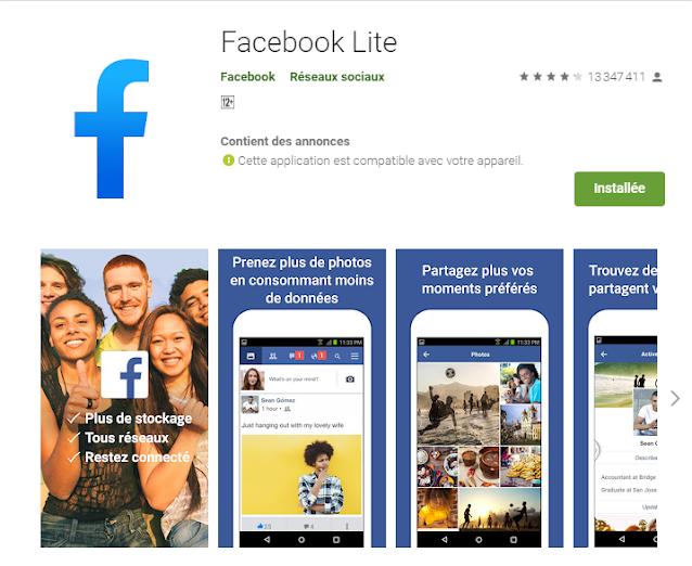 تحميل برنامج فيسبوك لايت 2020 facebook leite النسخة الاخيرة للحاسوب والاندرويد