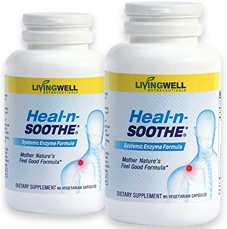 Heal and Soothe - Pain Relieving