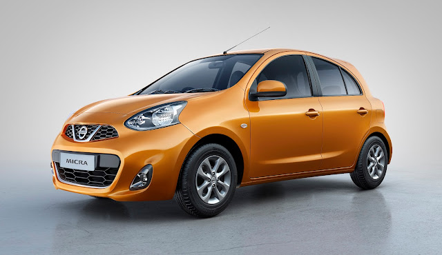 Nissan Introduces The New Micra CVT Ahead Of This Festive Season