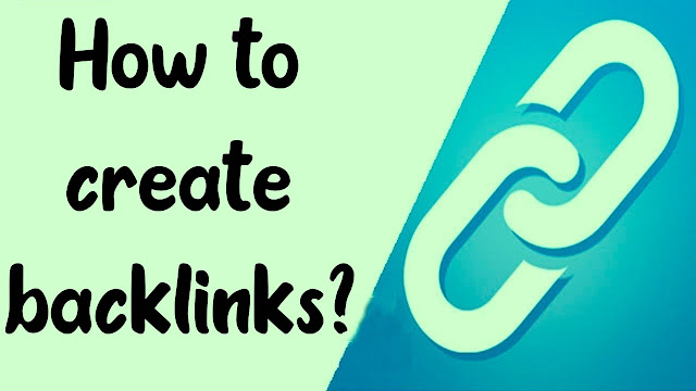 How to create backlinks?