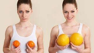 cara membesarkan buah dada