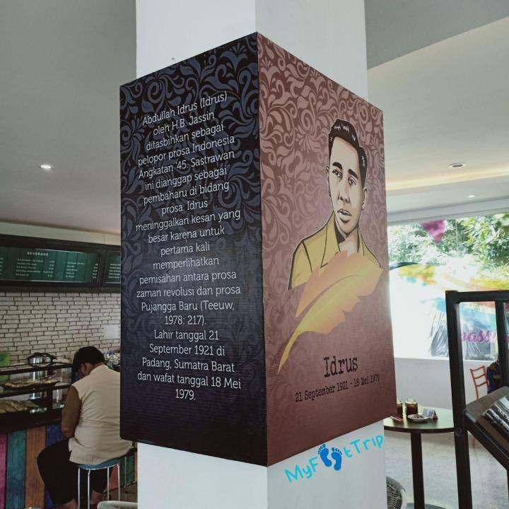 kafe sastra balai pustaka