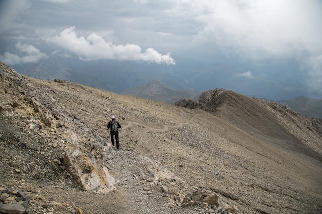 Schesaplana und Totalphütte  Bergtour im Brandertal 11