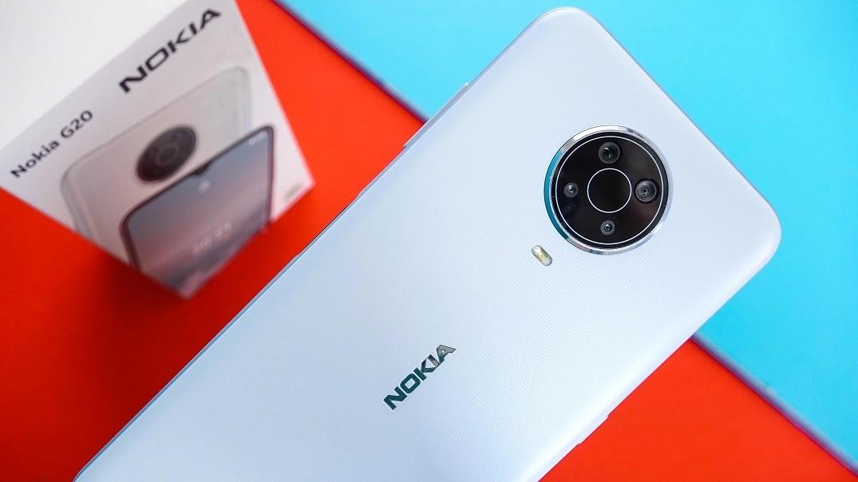 Nokia G20 Mobile Review