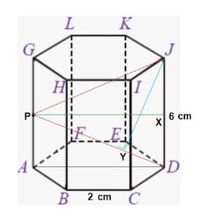 Cara Menentukan Jarak Titik Ke Garis Pada Prisma