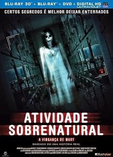 Atividade Sobrenatural – Dublado (2013)
