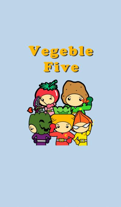 Vegeble Five