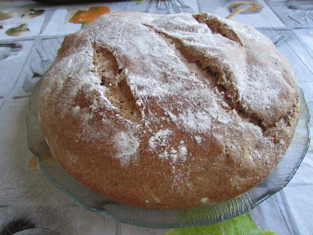 wiejski chleb