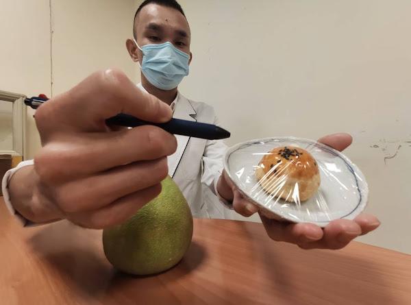 中秋吃月餅才有過節味道 慈濟醫院營養師教聰明選健康吃