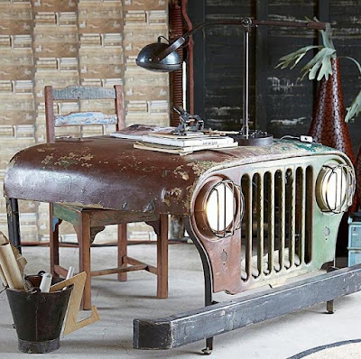 Jeep Office Desk