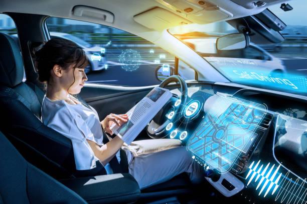 Level four automation, wymo  tesla cars, future car  super car car,