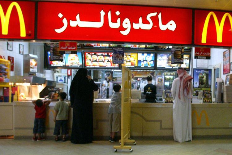 Restoran Arab Saudi